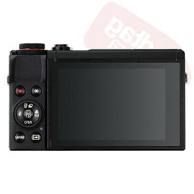 Canon Mark III 20.2MP 4K Digital 4.2x Zoom Silver