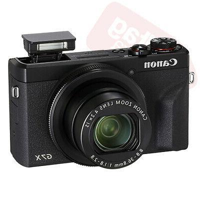 Canon PowerShot Mark III 4K Digital Camera 4.2x Zoom Silver