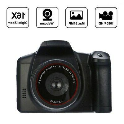 Digital Camera TFT 16MP 1080P 16X Anti-shake