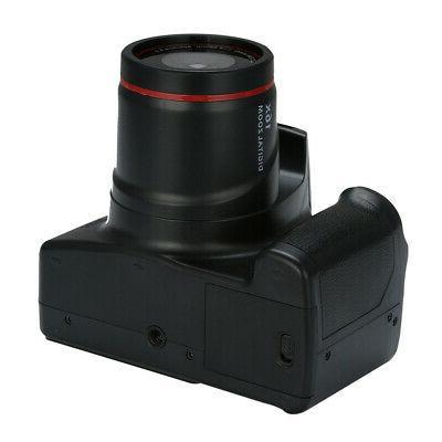 Digital Camera 3 Inch TFT LCD 16MP 1080P 16X Zoom Anti-shake