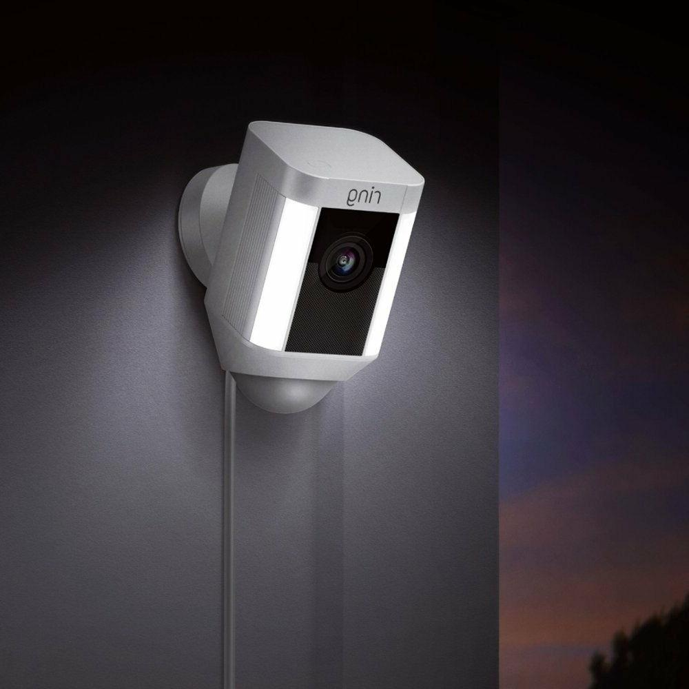 RING CAM White Wireless Security 8SH1P7-WEN0 NEW