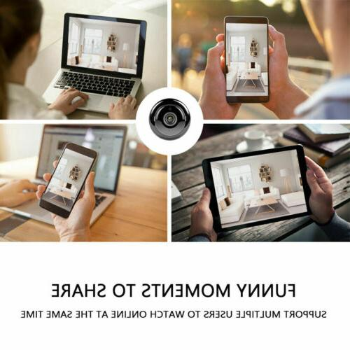 Wireless IP HD1080P Smart Home Security Camera Mini