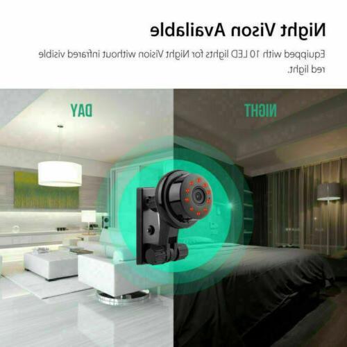 Wireless WIFI HD1080P Camera Night Cam