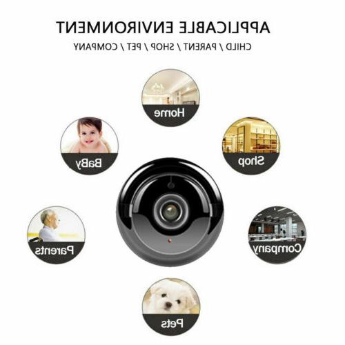 Wireless HD1080P Smart Camera Night Mini Cam