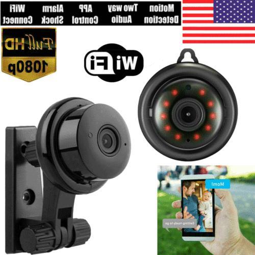 wireless wifi ip camera hd1080p smart home