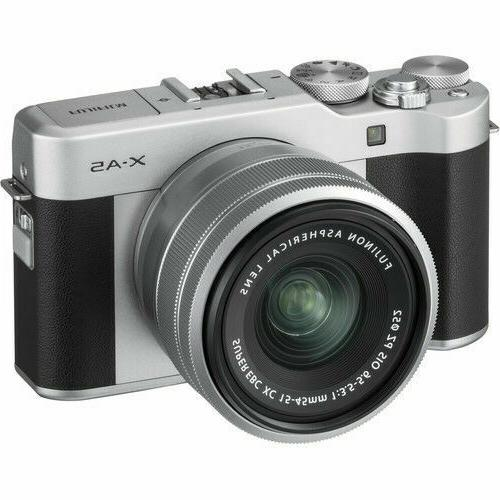 x a5 mirrorless digital camera kit w