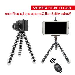 Large Flexible Tripod Stand Gorillapod for iPhone Camera Dig