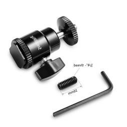 "SmallRig LCD Monitor Shoe Adapter 1/4"" Camera Hot Shoe Mount"