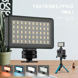 Waterproof LED Video Fill Light Photography Lamp For Gopro H