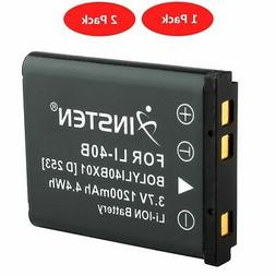 Li-Ion Battery For Olympus Li-42B/Nikon EN-EL10/Fuji NP-45/K