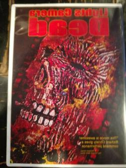 Lights camera dead dvd RARE indie