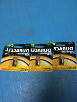 Lot of 3  Duracell  175  7.5V Alkaline Batteries Camera NEW