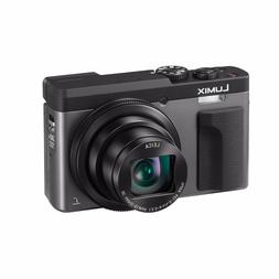 lumix dc zs70 digital camera 4k silver
