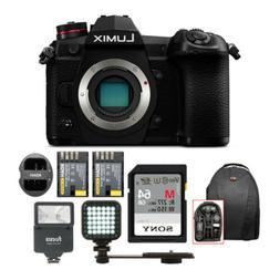 PANASONIC LUMIX G9 Mirrorless Camera Body w/ Digital Slave F
