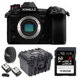 Panasonic Lumix Mirrorless Micro 4/3 Digital Camera  & Acces