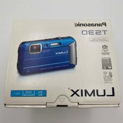 Panasonic LUMIX TS30, 16.1MP Camera, Blue, Waterproof, Brand