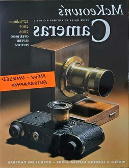 McKeown's Price Guide To Antique & Classic Cameras 2005- NEW