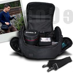 Digital Camera Carrying Bag Case For Canon EOS Rebel T6i T6s