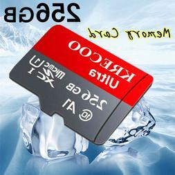 Memory Card  64GB 128GB 256GB Micro Class10 Fast Flash TF fo