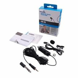 BOYA BY-M1 3.5mm Lavalier Microphone for Smartphone and Came