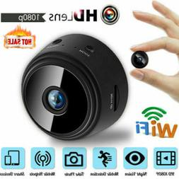 Mini A9 IP Camera Wireless WiFi HD 1080P Network Home Securi
