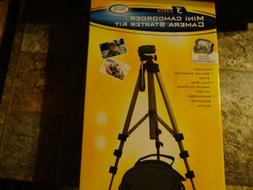 Digital Concepts Mini Camcorder or Camera tripod and carry c