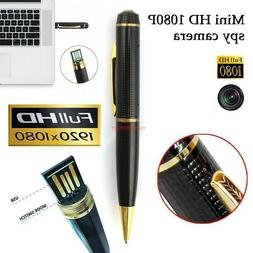 Mini Camera Pocket Pen Hidden USB DVR Camcorder Video Record