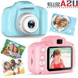 Mini Digital Camera for Kids Baby Cute Camcorder Video Child
