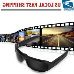 Mini HD Spy Camera Glasses 1080P 720P Hidden Eyeglass Sungla