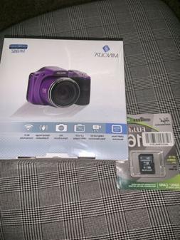 Minolta HD Camera W/16G SD Card