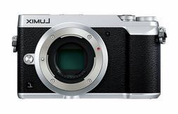 Panasonic Mirrorless Camera LUMIX GX7MK2 Body Only Silver EM