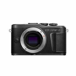 OLYMPUS Mirrorless Digital Camera 16.15MP BODY ONLY Black EM