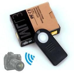 ML-L3 Wireless Remote Control+Pouch For Nikon D7200 D7100 D7