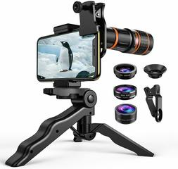 Mobile YouTube Videos and Photography Creation Lens Kit for