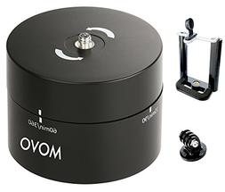 Movo Photo MTP1000 360°/ 60' Time Lapse Tripod Head for DSL