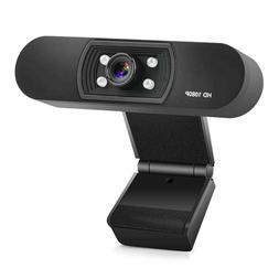 NEW OGP 1080p HD Web Camera USB 2.0 30 FPS PC Laptop For Vid
