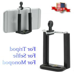 NEW Cell Phone Bracket Holder for Camera Stand Clip Monopod