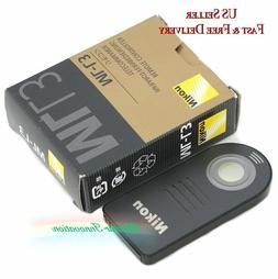 New Generic Nikon ML-L3 Remote Control D3200 D7000 D5100 D50