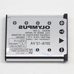 New Genuine Olympus Li-42b Battery for LI-40C Charger FE-200