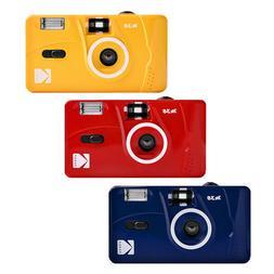 NEW ! Kodak Vintage Retro M38 Reusable 35mm Film Camera   -