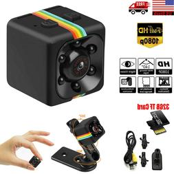 SQ11 Cop Spy Nanny Camera Wireless Hidden Motion DV HD 1080P