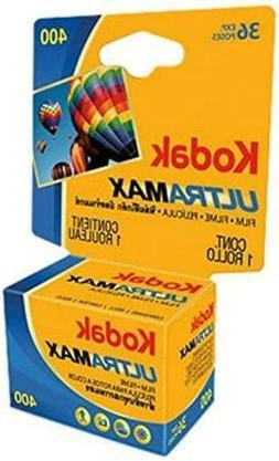 New KODAK Ultramax ISO 400 Color Negative CAMERA FILM 35mm 3