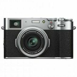 New Fujifilm X100V Camera - Silver