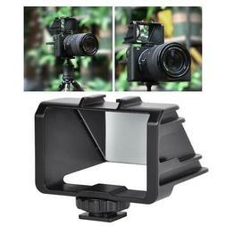 UURig ABS Camera Selfie Flip Screen Bracket for Sony/Fuji/Ni