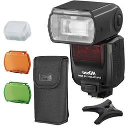 Nikon SB-5000 Speedlight AF Shoe Mount Flash for Nikon DSLR
