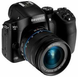 Samsung NX30 Mirrorless Digital Camera with 18-55mm f/3.5-5.