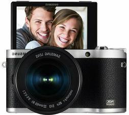 Samsung NX300M 20.3MP CMOS Smart WiFi & NFC Mirrorless Digit