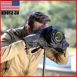 Nylon DSLR Camera Rain Cover Waterproof Case Photography Acc
