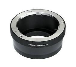 Olympus OM lens to Micro M4/3 Adapter for BlackMagic Design