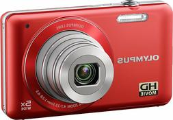 Olypmus VG-160 14MP Digital Camera With 5X Optical Zoom